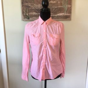 Express button down size s
